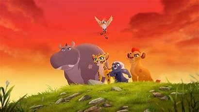 Lion Guard Wallpapers Fanart Tv Disney Background