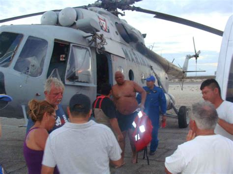 Fishing Boat Sinks In Sea Of Cortez by California Residents Rescued In Fatal Boat Accident In