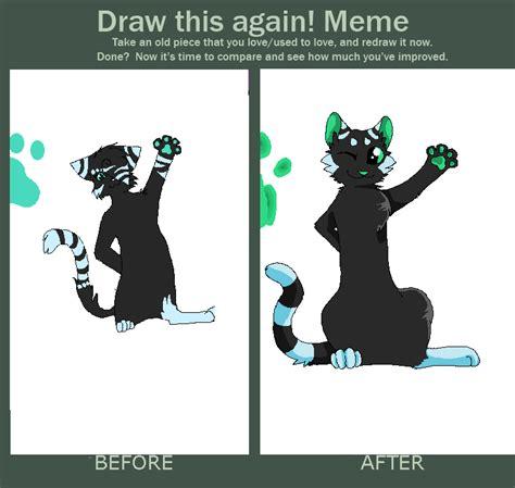 Draw This Again Meme Fail - draw it again meme by eaglerox on deviantart