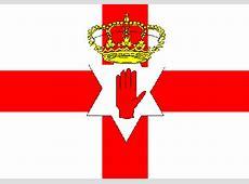 Fahne Nordirland, Flagge Nordirland, Fahnen Nordirland