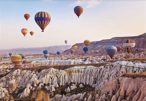 hot air balloon cappadocia turkey elite traveler