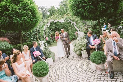 Garten Trauung by Die Garten Tulln Heiraten Im Garten