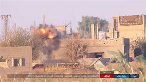 Islamic State's Releases Pictures Shows Targeting A SAA's ...