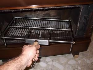Cheville Bois 4mm : realisation d 39 une grille pour poile a bois ~ Premium-room.com Idées de Décoration