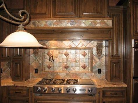 copper quartzite kitchen backsplash   home