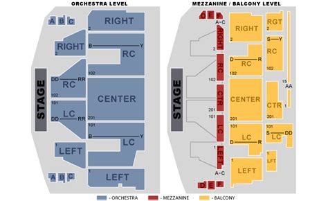 orpheum theatre boston  schedule seating chart directions