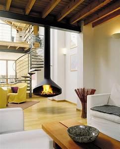 Cheminée à Bois : cheminee ergofocus ~ Premium-room.com Idées de Décoration