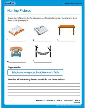 kg  kg english worksheets  worksheet blog
