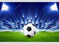 fundo de futebol — Fotografias de Stock © I_g0rZh #52378691