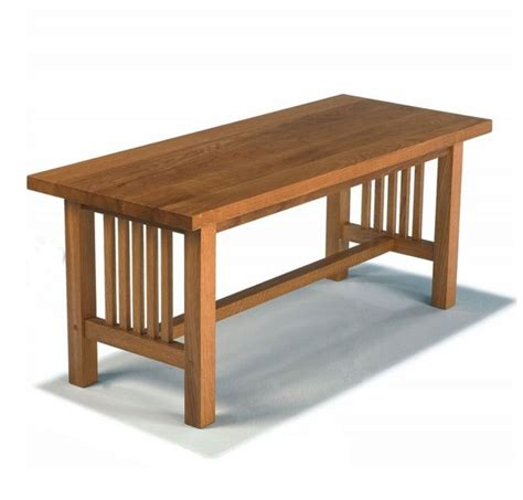 arts and crafts table ls new reproduction arts crafts movement mission style oak