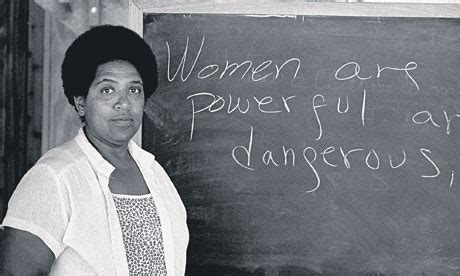 my audre lorde by jackie books the guardian