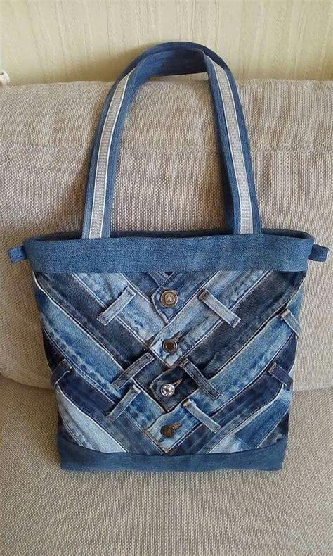 image result  recycled jean fashion denim tote bags denim bag denim diy