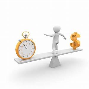 The Balance Of Time Versus Money