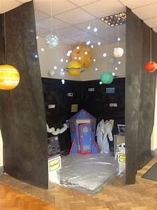 Space station role play | Space | Pinterest | Preschool ...