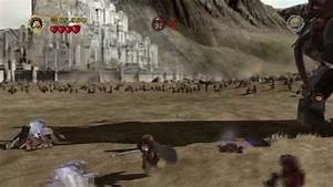 Lego Lord Of The Rings Walkthrough Minas Tirith Part