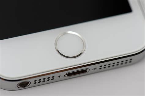iphone 5s fingerprint white iphone 5s a fingerprint sensor wallpapers and