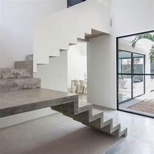Beton Cire Deco : beton cire deco stunning salle de bain beton cir pour ~ Premium-room.com Idées de Décoration