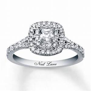 sterlingjewelers neil lane engagement ring 1 ct tw With neil lane wedding rings