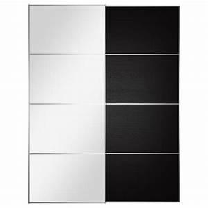 awesome porte de placard coulissant ideas home With porte de douche coulissante avec meuble de salle de bain blanc mat