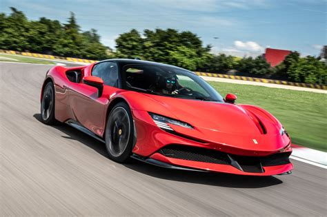 The start of a new era#ferrari introduces a new chapter in its history with the introduction of its first series production phev: Ferrari SF90 Stradale Review (2021) | Autocar