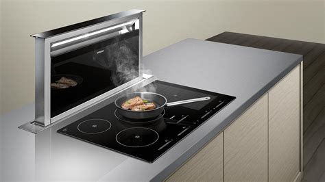 Siemens Downdraft Extractor   YouTube