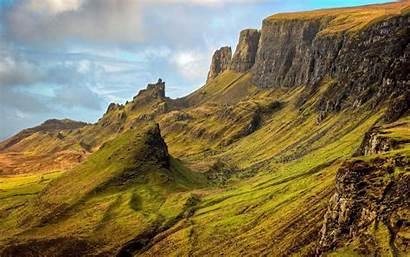 Scotland Wallpapers Isle Sky Step Skye Hdwallpaper