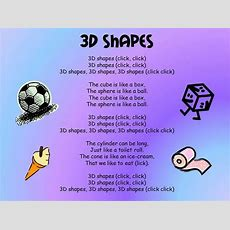 90 Best 2d And 3d Shapes Math Unit Images On Pinterest  Kindergarten, Solid Shapes And The Shape