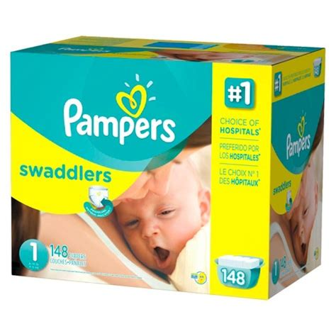 pers nappies size 1 pers swaddlers diapers pack select size target
