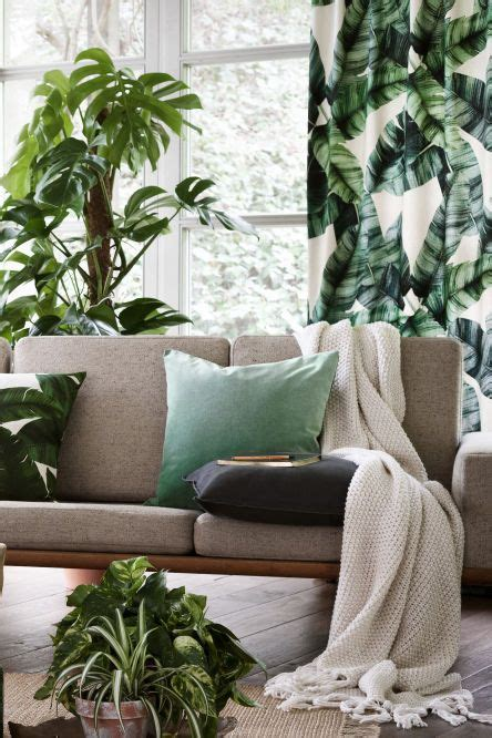 bring  outdoors    hm curtains love