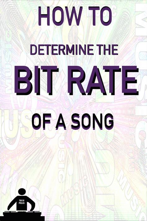rate bit determines compressed become format well file determine song