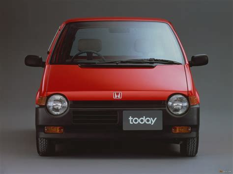 Honda Today G (ja1) 198588 Photos (2048x1536