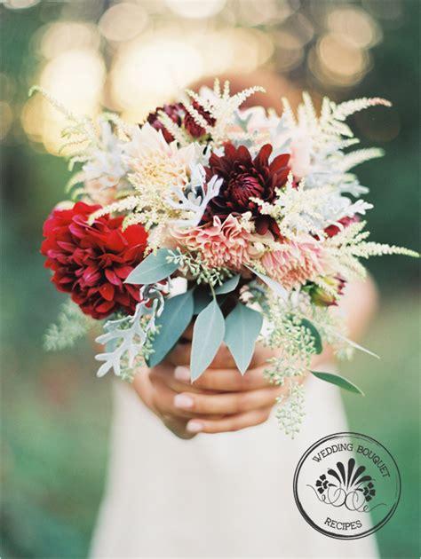 Fall Bridal Bouquets Tanarievents