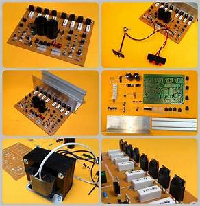 400w Transistor Power Amplifier Circuit