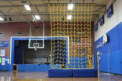 indoor climbing nets hd series jammar mfg