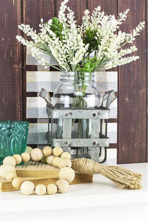 farmhouse style mason jar wall decor project  decoart