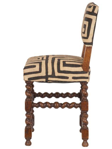 vintage barley twist leg chair vintage furniture and