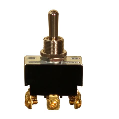 Way Toggle Switch Off Dpdt