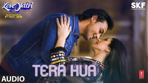 Tera Hua Full Audio