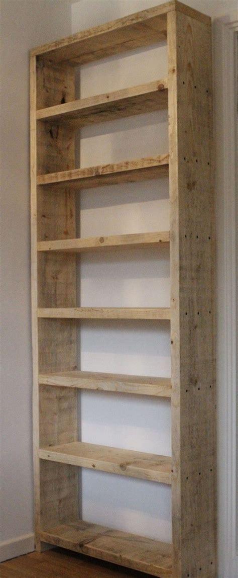 Wood Shelves by Best 25 Bookshelves Ideas On Book