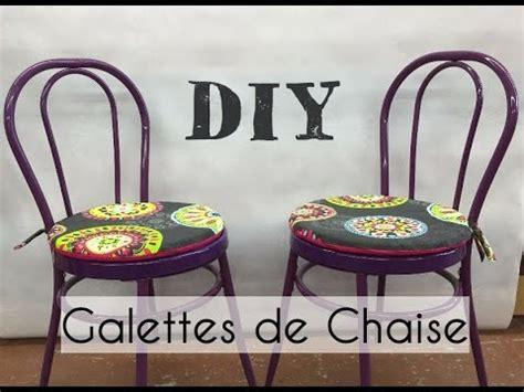 galettes chaises réalisez vos galettes de chaises