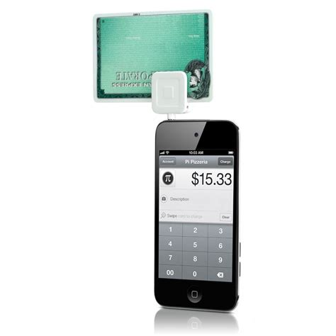 iphone credit card square credit card reader iphone ipod touch now