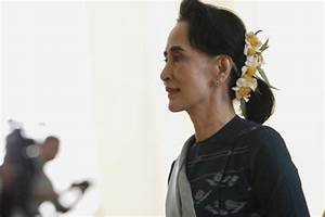 Myanmar's Aung San Suu Kyi Nominated To Join Cabinet ...