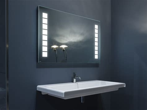 miroir salle de bain eclairage integre miroir avec 201 clairage int 201 gr 201 pour salle de bain ciok by antonio lupi design 174 design studio
