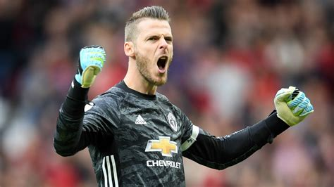david de gea contract news   staying