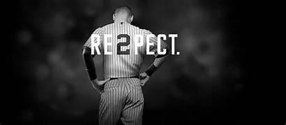 Jeter Derek Re2pect Respect Nike Yankees Baseball