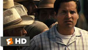 Cesar Chavez (2014) - Stay Together! Scene (3/12 ...