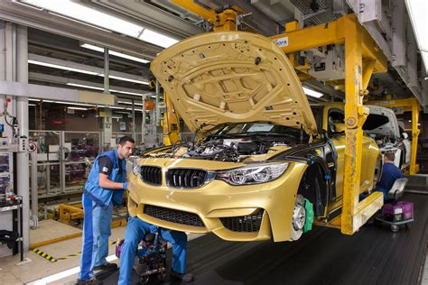 The Bmw Group's Strategy Production Follows The Market