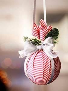 Homemade Christmas Ornament Ideas