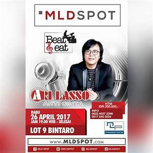 'Ari Lasso Mini Concert – Arti Cinta'