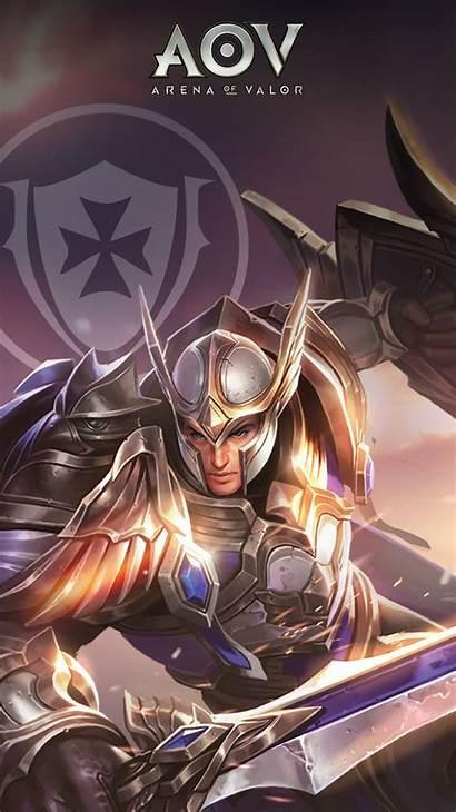 Aov Garena Valor Arena Hero